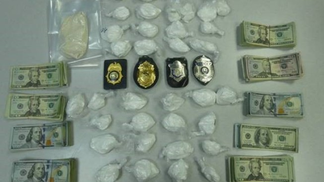 Bloody Trail Leads Cops to Massive Drug Bust