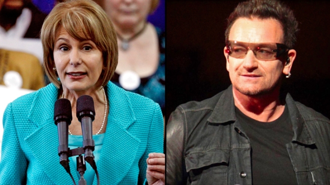 My Name's Not Bono: Candidate