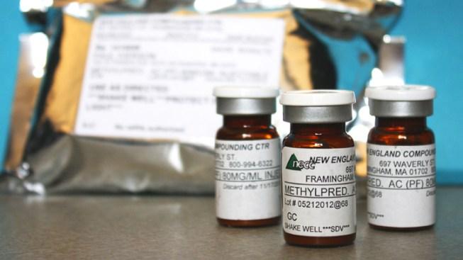 40 Cases of Fungal Meningitis Now Reported in NJ