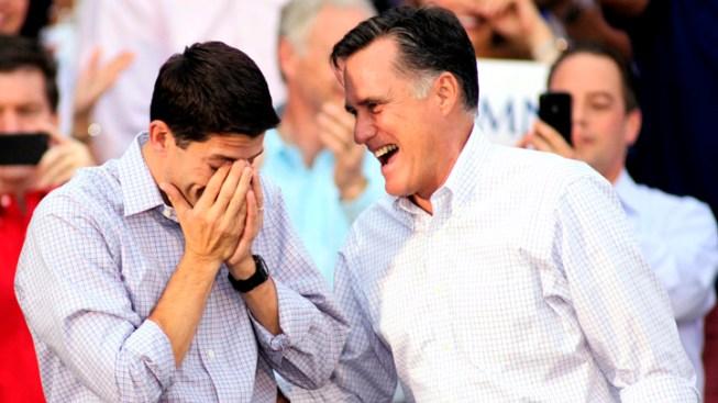 GOP Pros Fret Over Ryan