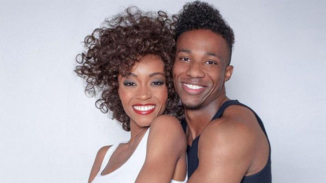 First Look: Yaya DaCosta as Whitney Houston in Lifetime Movie