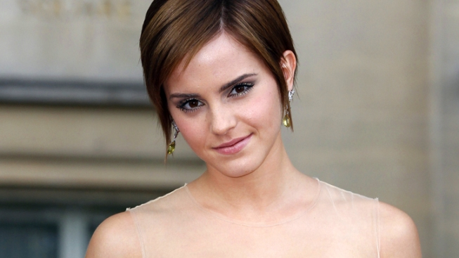 Emma Watson Spooked by Trespasser on Movie Set