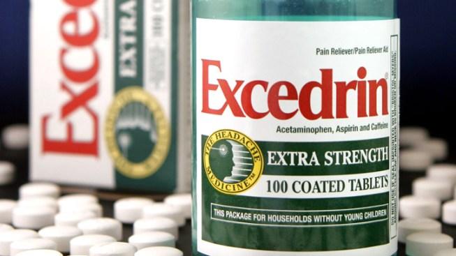 Excedrin Still Off the Market