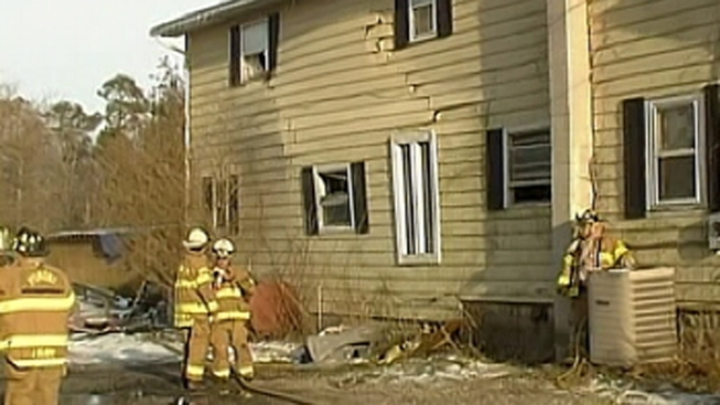 South Jersey Home Destroyed After Heating Device Explodes