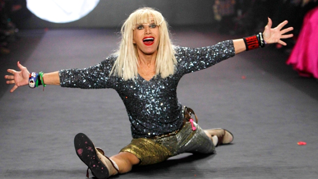 Betsey Johnson's Store Chain Files for Bankruptcy