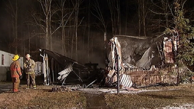 2 Women Injured in Salem County Mobile Home Fire