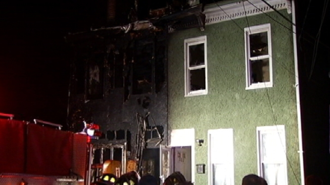 3 Firefighters Injured in Trenton Home Fire