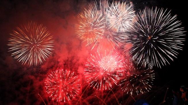 Firework Safety Paramount Over Weekend