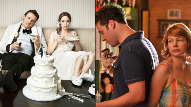 """Tribeca 2012: """"Five-Year Engagement"""" and """"Take This Waltz"""" Show Two Sides of Marriage"""