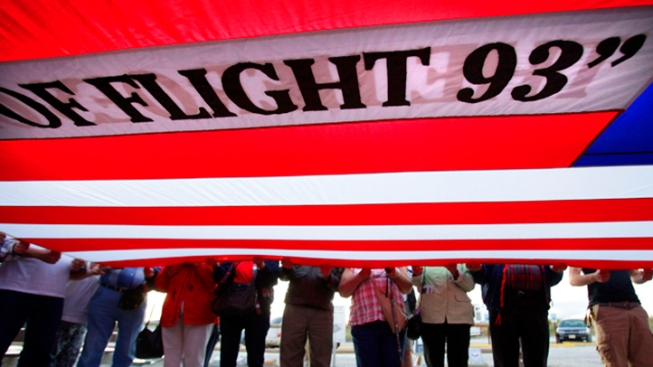 Flight 93 Memorial Drew Record Number in 2012