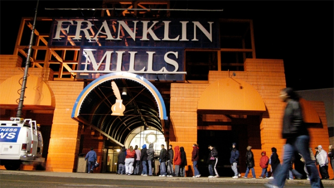 3 Arrested After Franklin Mills Mall Black Friday Robbery