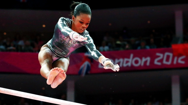 Gabby Douglas Wins AP Female Athlete of the Year Honors