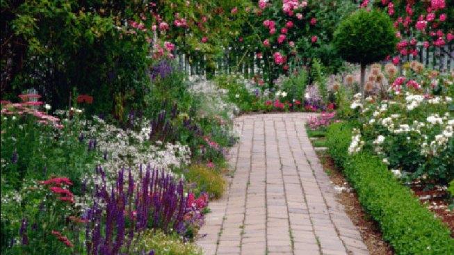 Spotlight! New Hope Historical Society Garden Tour