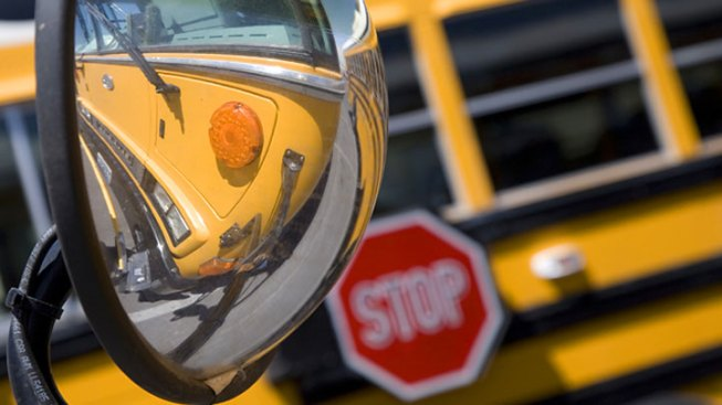 School Bus Crashes in Del.