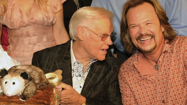 George Jones Hospitalized in Nashville