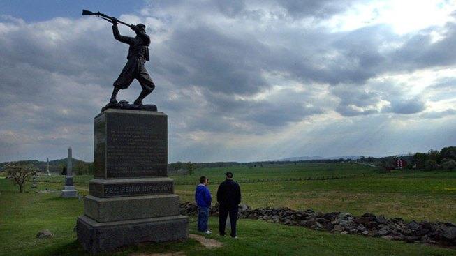 Gettysburg Monument for Pa. Soldiers Returns