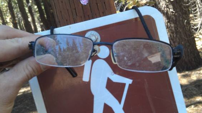 Glasses That Could Be Missing Pa. Teacher's Found