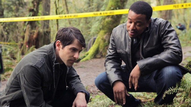 """Grimm"" Premieres to Twitter Fans"