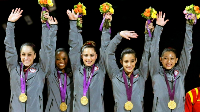 Gymnastics Fab 5 is Coming to Philly
