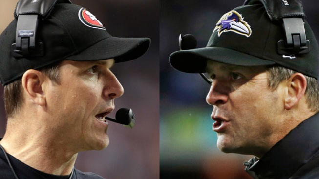 Brother Bowl: Harbaugh Coaches Vie for NFL Title