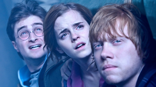 "The First of the Last ""Harry Potter"" Trailers Is Here"