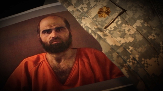 Jury in Fort Hood Shooting Trial Finds Maj. Nidal Hasan Guilty