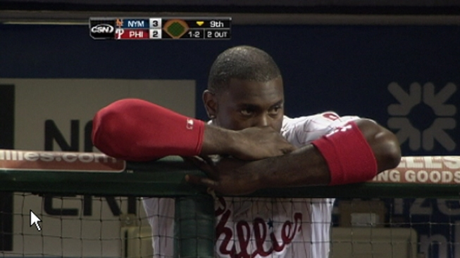 Phillies Lose to Mets