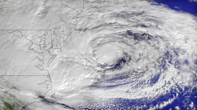 "Sandy's ""Freaky"" Path May Be Less Likely in Future"