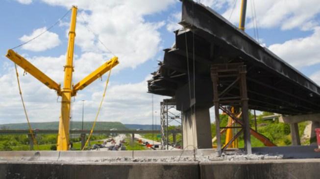 PennDOT Hopes to Reopen I-81 Tuesday