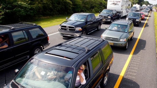 Traffic on Turnpike? There's An App For That