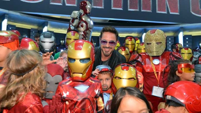 'Iron Man 3' Will Showcase the Man Under the Metal, Says Robert Downey, Jr.