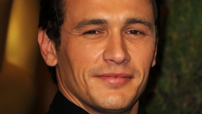 James Franco Adds Painting to List of Things He Excels In