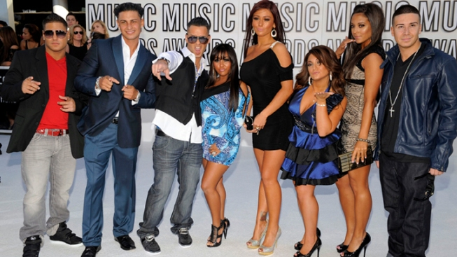 NJ Taxpayers to Foot Bill for 'Jersey Shore'