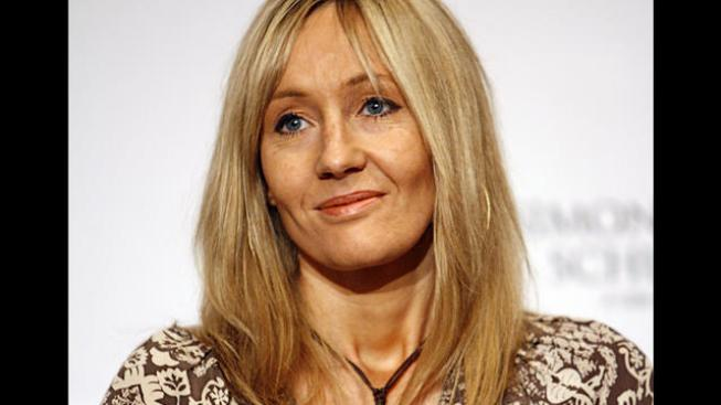 "J.K. Rowling Offers Up Sex, Drugs in First Post-""Potter"" Novel"
