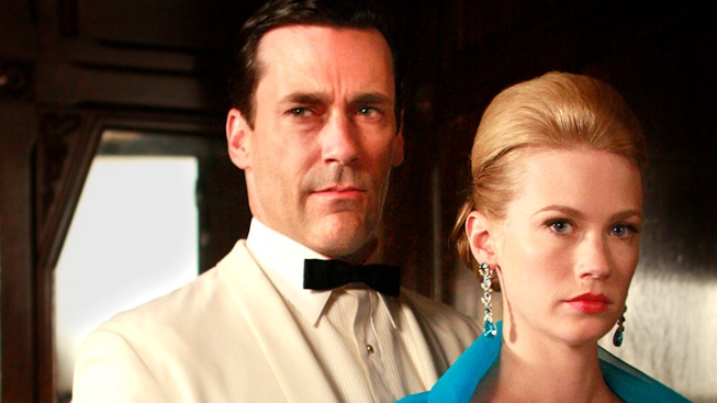 """Mad Men"" Season Five: January Jones Promises a New Side of Betty"