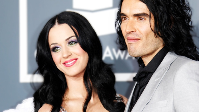 Katy Perry and Russell Brand Finalize Divorce