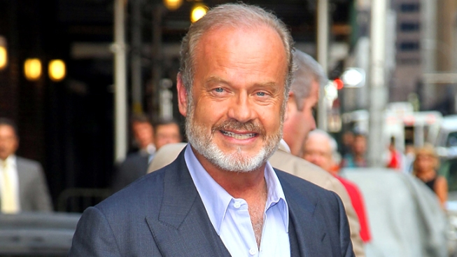 Kelsey Grammer Walks Out of Piers Morgan Interview