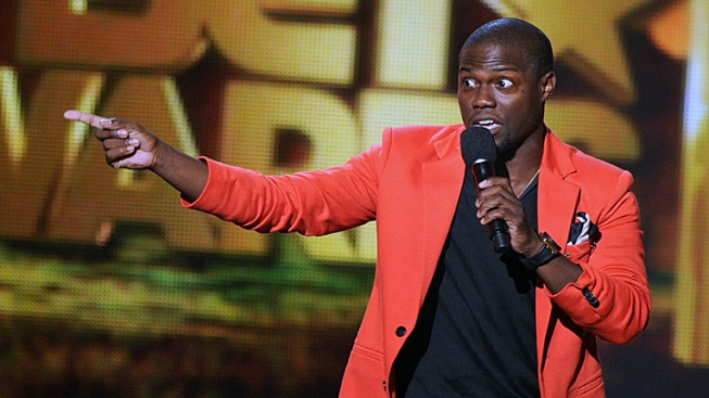 Kevin Hart's Coming Back to Philly