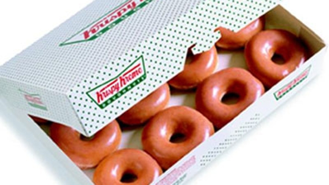 Get Free Doughnuts for a Year at Krispy Kreme Opening
