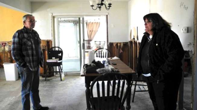 No Help for Couple to Rebuild Shore Home After Sandy