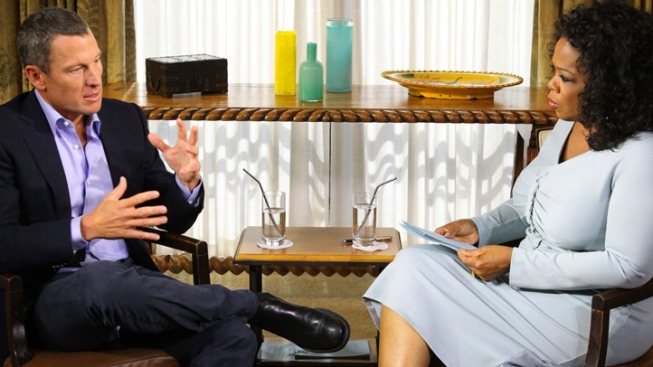 Lance Armstrong Confesses to Doping in Oprah Interview