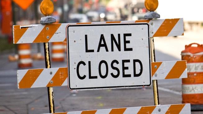 Construction Closes Part of Longport Bridge