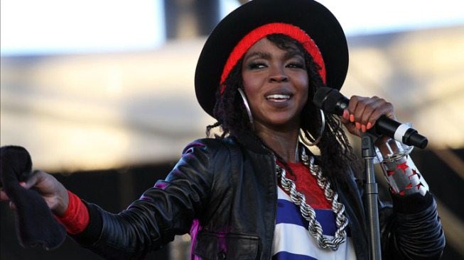 Lauryn Hill Hit with Tax Charges