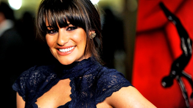 Lea Michele Reveals Pre-'Glee' Connection To Ricky Martin