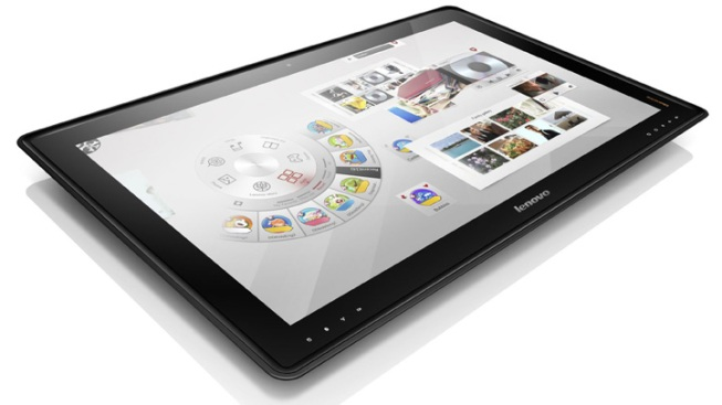 """""""Coffee Table"""" Tablet Lets Four People Use It at Once"""