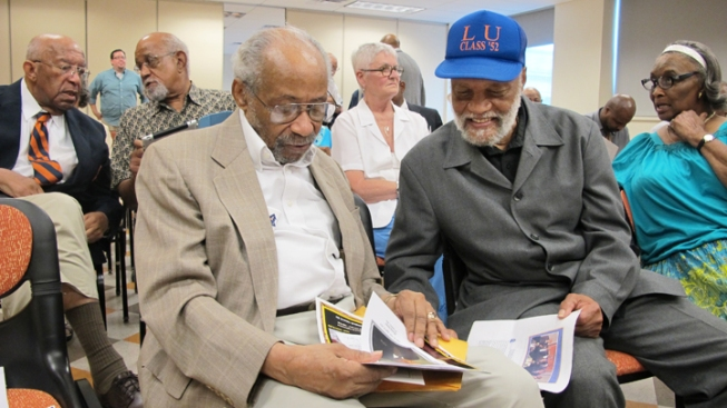 Lincoln Pride Shared At 60th Class Reunion