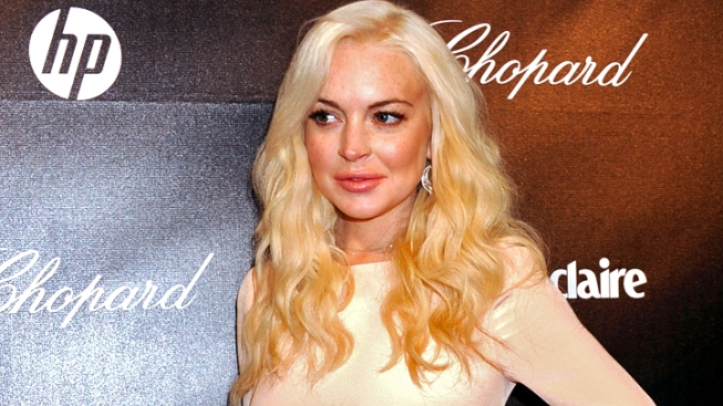 "Lindsay Lohan ""Honored"" To Star As Elizabeth Taylor In ""Liz & Dick"""