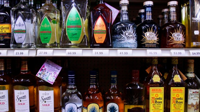 Booze Prices Going Up in Pa.