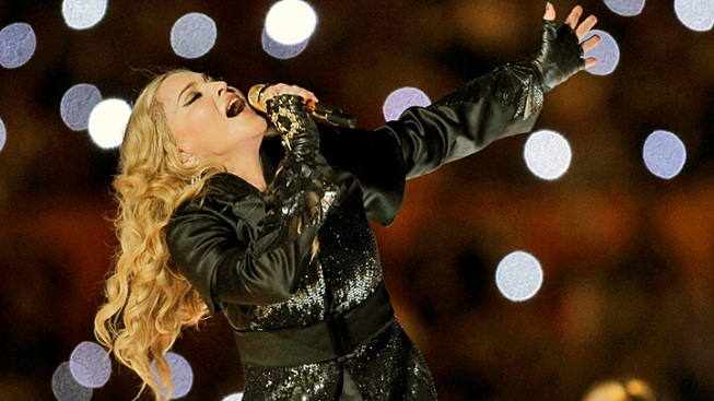 Madonna Opens Tour in Philly