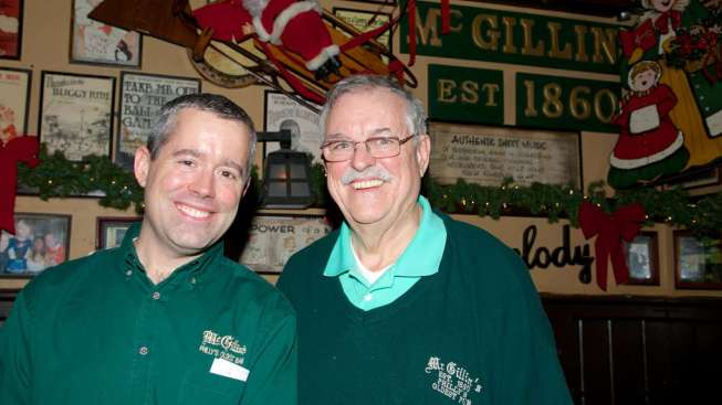 Stewards of Tradition Keep the Holiday Spirit Alive at Philly's Oldest Tavern